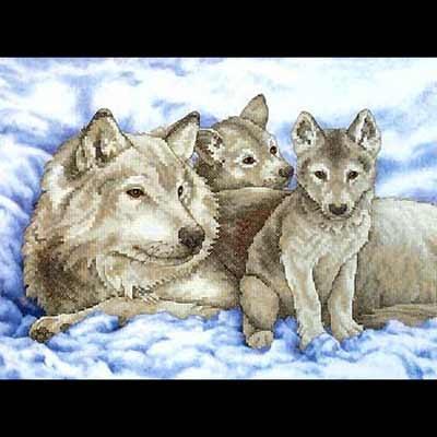 13130 «Семья волков»