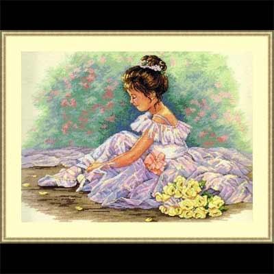 «Очаровательная балерина»