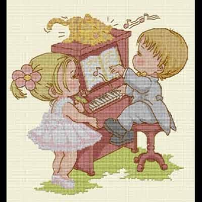 Вышивка песня о любви