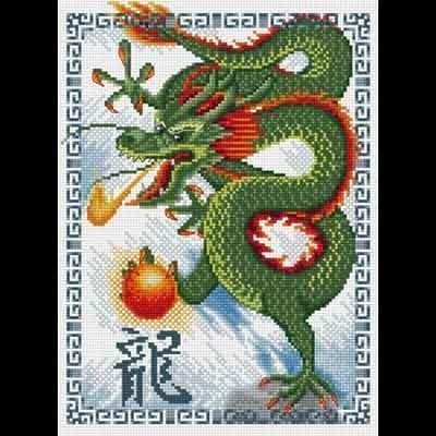 Схемы вышивок драконы
