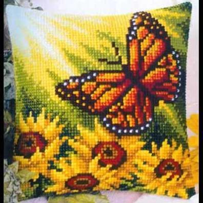 Бабочка шоколадница вышивка схема 84