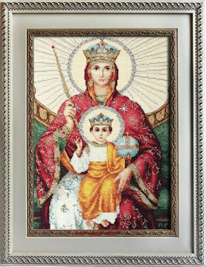 Наборы для вышивки икон крестиком